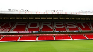 The capacity of the City Ground was set to nil only a few weeks ago after a safety review.