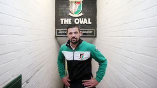 Glentoran secure Nacho Novo on one-year contract