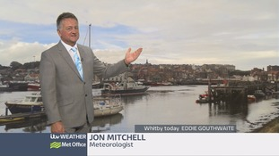 Late weather update with Jon Mitchell