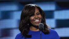 Michelle Obama 'was star of DNC's opening night'