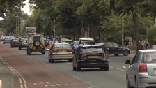 Traffic in Oxford 'in danger of grinding to a halt'