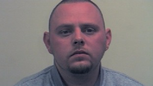 Jason Maher who has been jailed for nine years