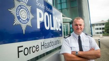 Interim Chief Constable Stephen Watson who has been appointed as Chief Constable of South Yorkshire Police