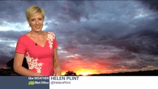 Weather for the West: dump, mild and muggy overnight and in the days ahead