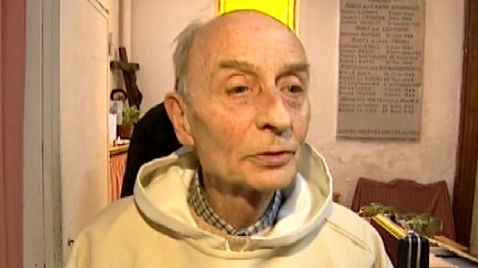 father jacques hamel the elderly priest murdered by islamic state terrorists itv news. Black Bedroom Furniture Sets. Home Design Ideas
