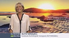 Wales Weather: All very wet out there tonight!