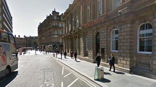 Grainger Street, Newcastle