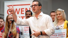 Owen Smith pledges commitment to greater equality at work