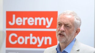 Jeremy Corbyn faces a leadership challenge from fellow Labour MP Owen Smith.