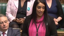 Woman arrested over alleged threats to Bradford West MP Naz Shah