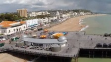 Decision due in Hastings Pier compensation battle