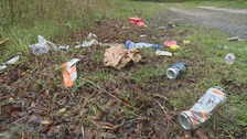Litterbugs receive fines totalling more than £4500