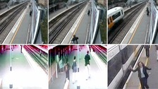 The number of trespassing incidents in the West Midlands have been released by British Transport Police.