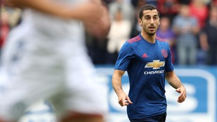 New Man United signing Henrikh Mkhitaryan spurred on by father's death