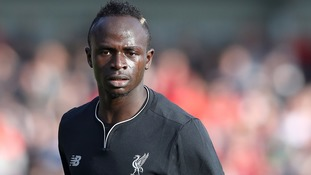 Liverpool forward Mane not worried about £30m price tag
