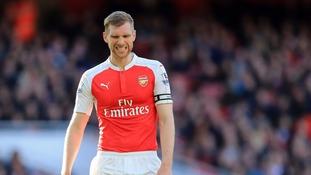 Arsenal in market for Mertesacker replacement - Wenger