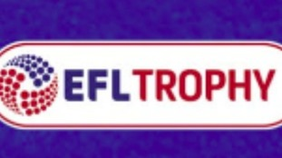 The EFL trophy draw has been made.
