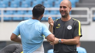 Man City boss Pep Guardiola takes tough line with overweight players - Clichy
