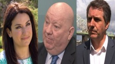 Mayoral hustings for Labour's Liverpool City Region candidates