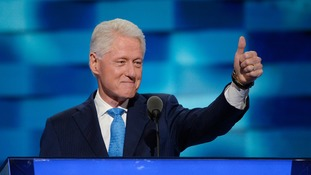 Former President Bill Clinton is a fan of the Lake District.