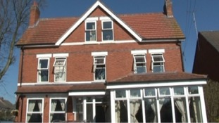 The Oaks in Derby looks after 20 elderly people with dementia