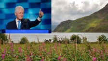 Bill Clinton's Lake District proposal... and rejection