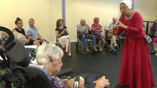 Researchers in the Midlands have been trying to find out how art and music can help in the fight against dementia.