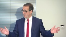 Owen Smith vows to 'smash' austerity if he is PM