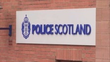 Police Scotland are appealing for information.