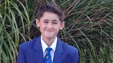 Family of young scout pay tribute to 'lovely son'