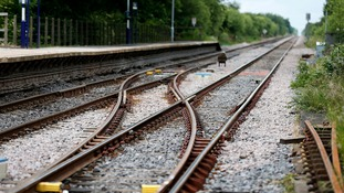 Parents urged to warn children about trespassing on train tracks in the North West
