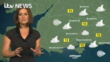 Amanda has the latest forecast