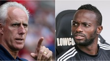Mick McCarthy was impressed by Lamah's performance.