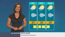 Wales Weather: Dry for much of the night.