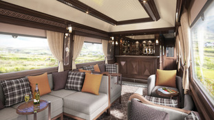 Antrim firm completes fit-out of 'Ireland's Orient Express'
