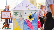 Big Birdhouse Tour launches at intu Eldon Square