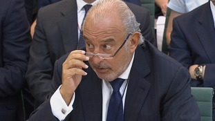 'The answer is no': Sir Philip Green refuses to comment on BHS criticism