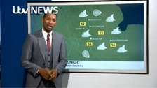 Des Coleman has the latest forecast for the East Midlands