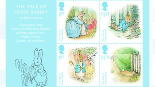New stamps have been issued.