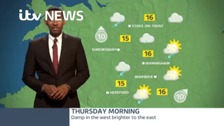 Des Coleman brings you the latest forecast for the West Midlands
