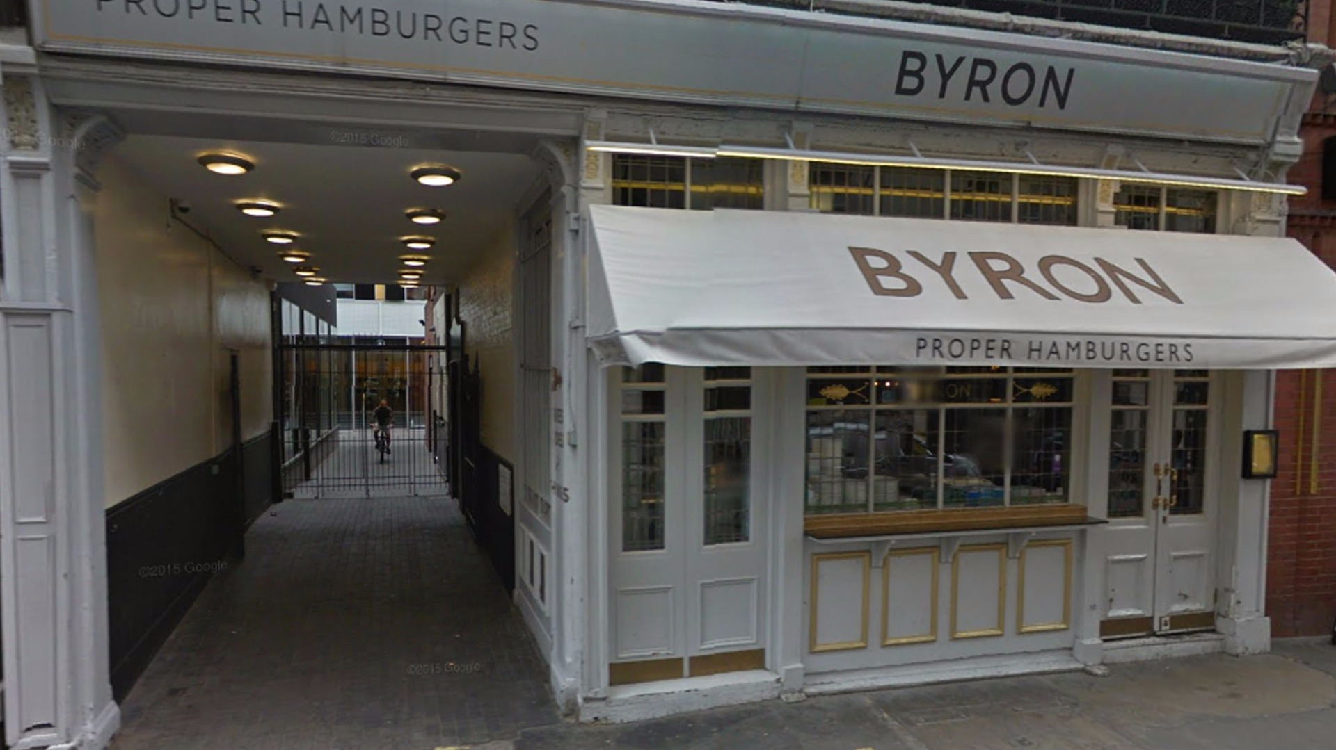 Dozens of workers at byron burger chain held for immigration offences london itv news - London immigration office ...