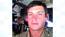 Funeral taking place of soldier who died in Brecon training