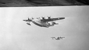 Sunderland flying boat