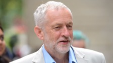 Decision due on Corbyn's place on Labour leadership ballot