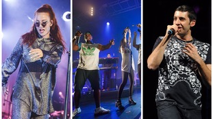 Superstars head to Plymouth for MTV Crashes event