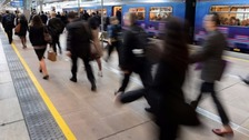 North West rail services in Top 10 of most overcrowded