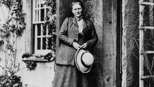 Best-selling author, merchandise pioneer and champion sheep breeder. Take a bow, Beatrix Potter