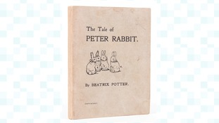First edition Beatrix Potter expected to fetch £35,000