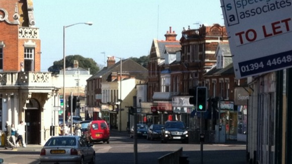 Dovercourt highstreet