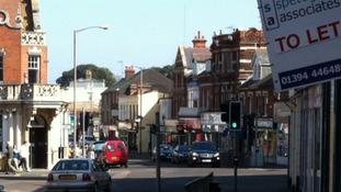 Dovercourt highstreet